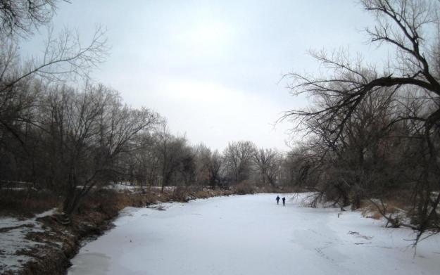 frozenriverroad