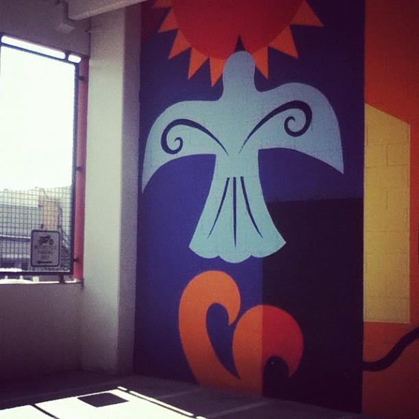 parkinggaragebird