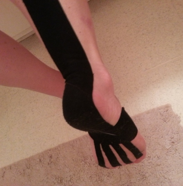 tapefoot
