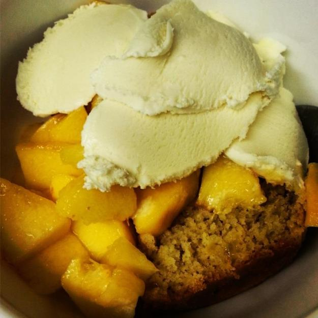 Peach bread, etc.