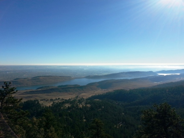 Horsetooth Reservoir, image by Eric