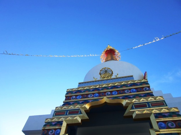 The Great Stupa of Dharmakaya, Shambhala Mountain Center