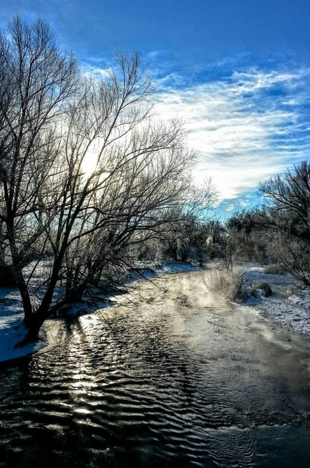 Poudre River, image by Eric