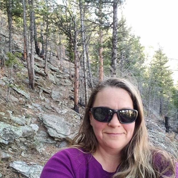 hikingselfie