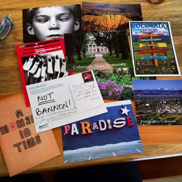 #postcardavalanche
