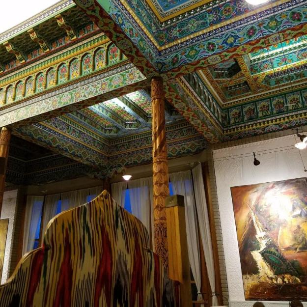 Boulder Dushanbe Tea House