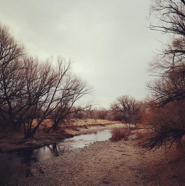 morningwinterriver